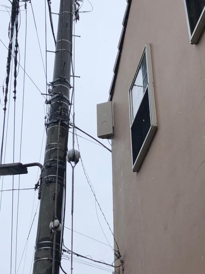 さいたま市岩槻区加倉|デザインアンテナ工事