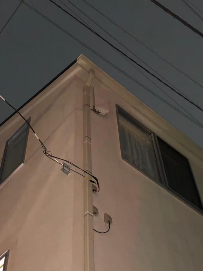 さいたま市岩槻区浮谷|デザインアンテナ工事
