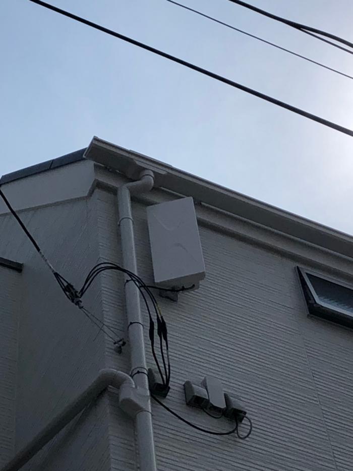さいたま市大宮区三橋|デザインアンテナ工事