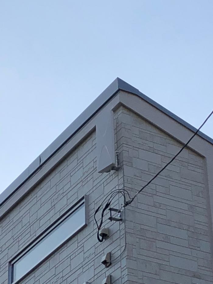 さいたま市見沼区染谷|デザインアンテナ工事