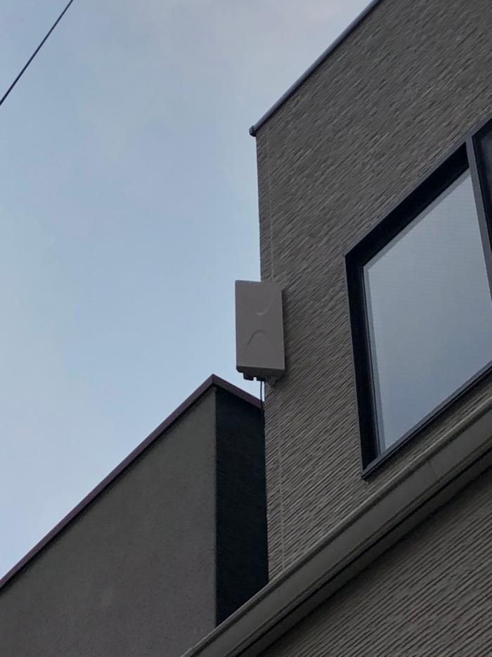さいたま市桜区在家|デザインアンテナ工事