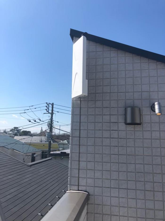 杉並区成田東|デザインアンテナ工事
