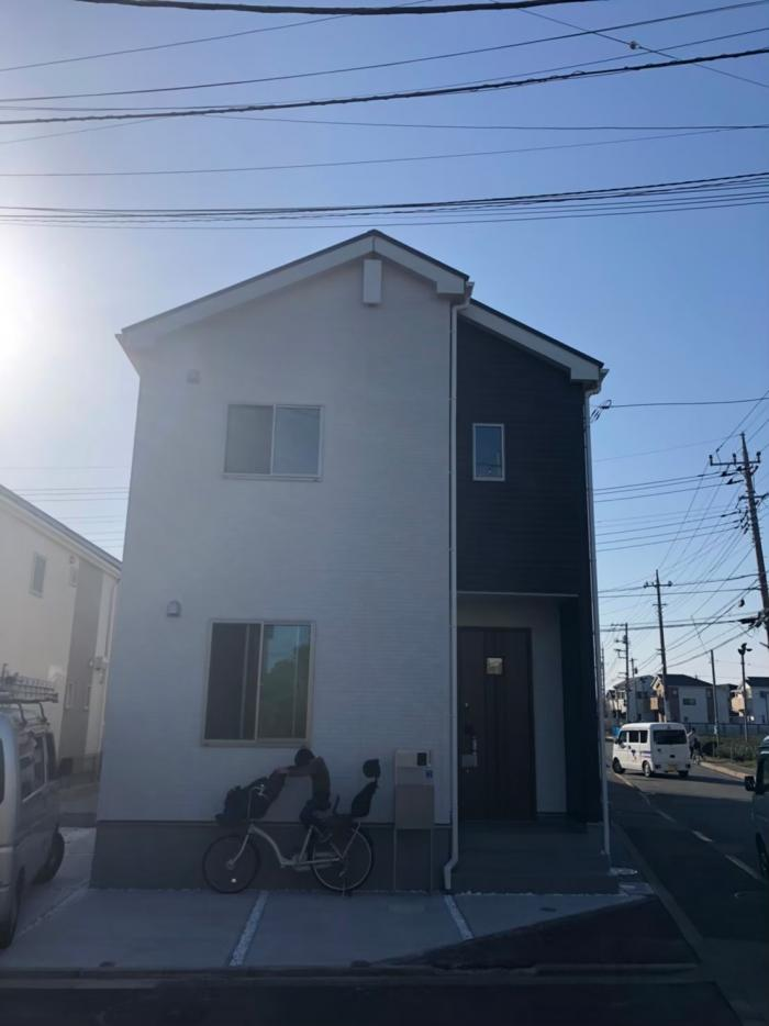 立川市西砂町|デザインアンテナ工事