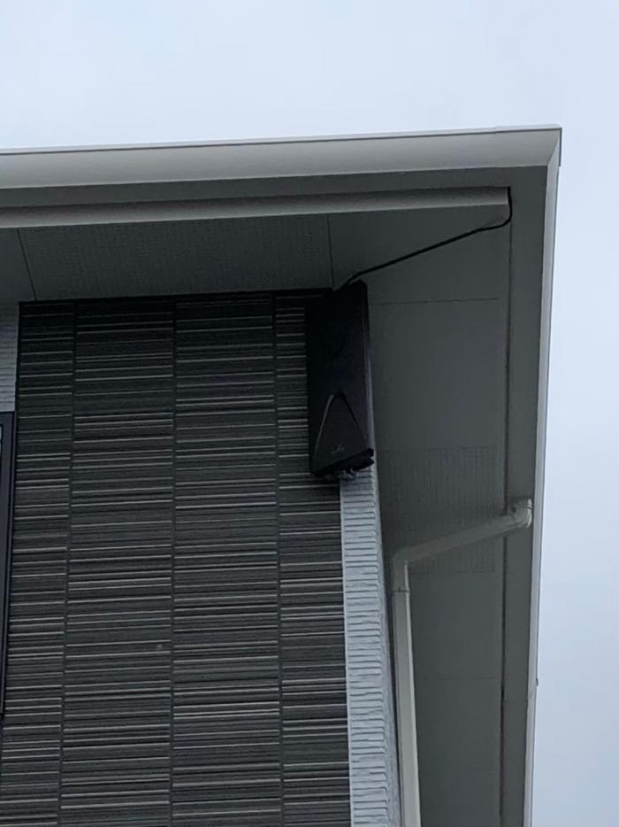 所沢市小手指元町|デザインアンテナ工事