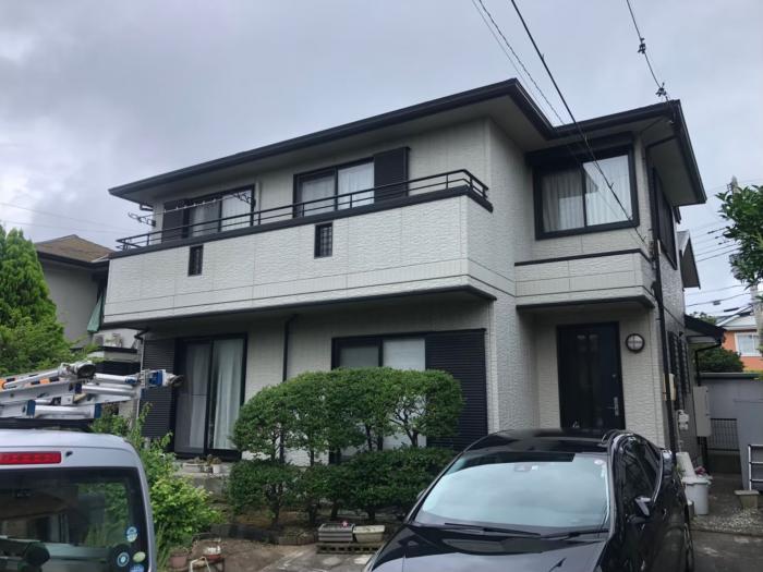横須賀市池田町|BSCSアンテナ追加工事