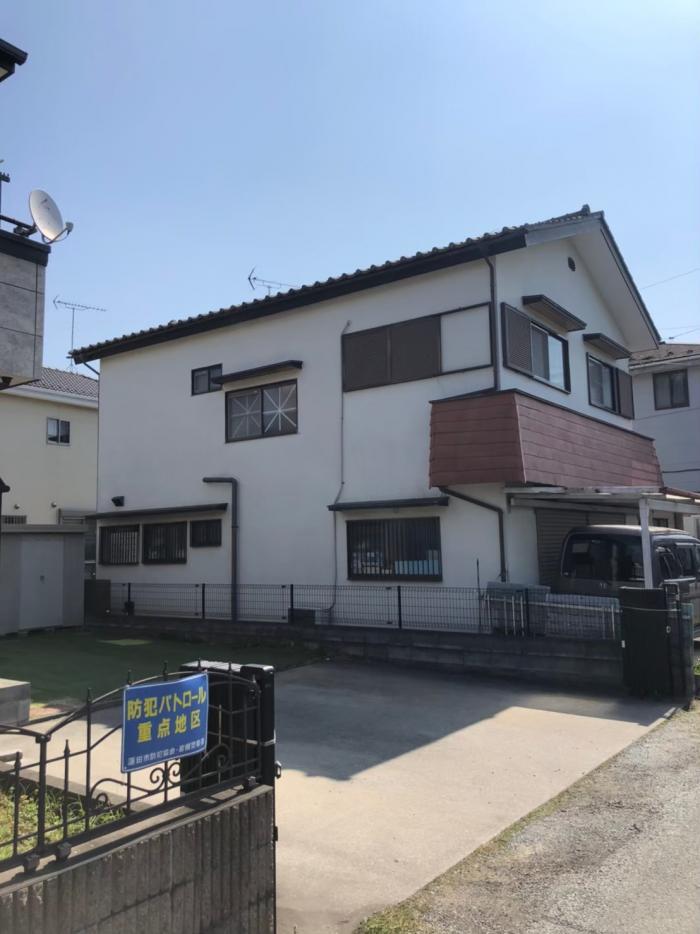 蓮田市南新宿|八木式アンテナ設置+撤去工事