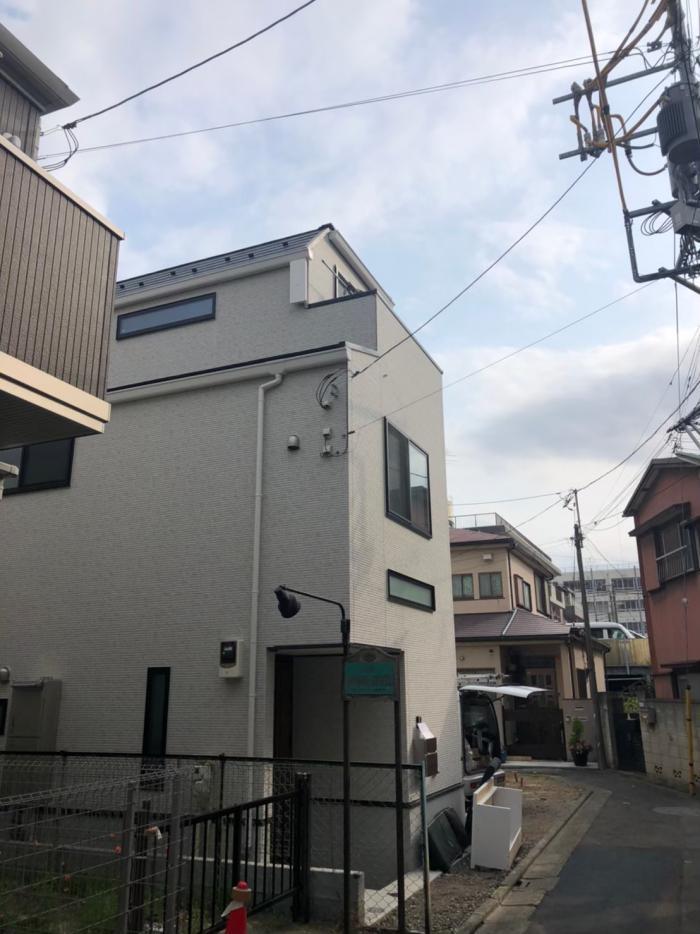 大田区東六郷|デザインアンテナ工事