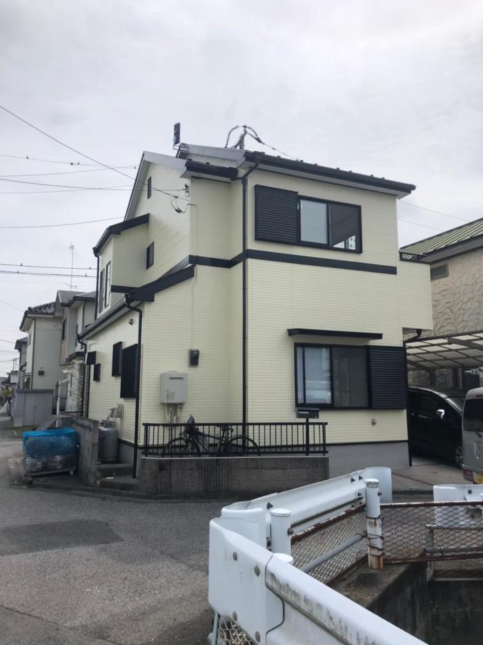 行田市谷郷|デザインアンテナ工事