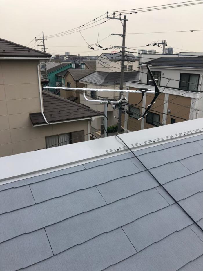 さいたま市中央区|八木アンテナ工事|オープンハウス