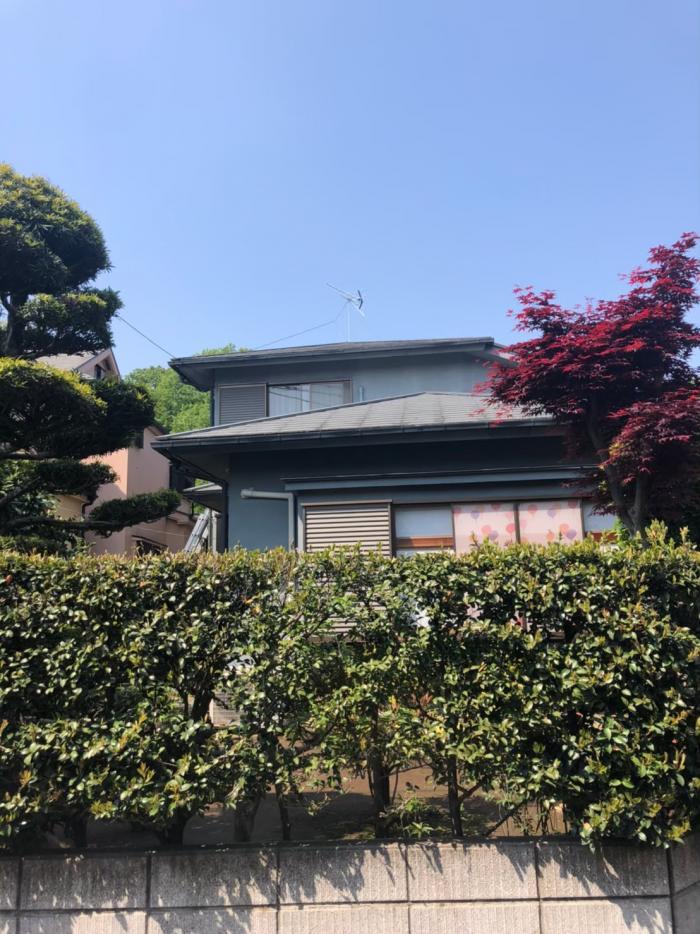 所沢市若狭|八木式アンテナ工事