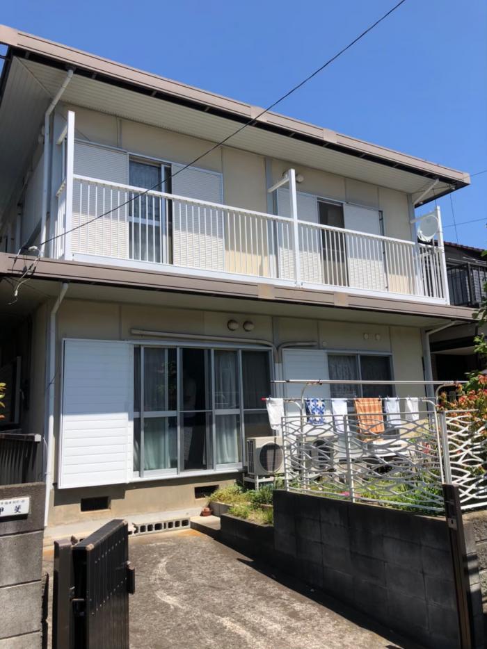 大和市福田|BS/CSアンテナ設置+撤去工事