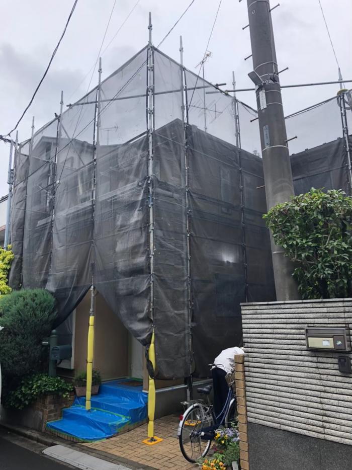 さいたま市緑区中尾 撤去工事