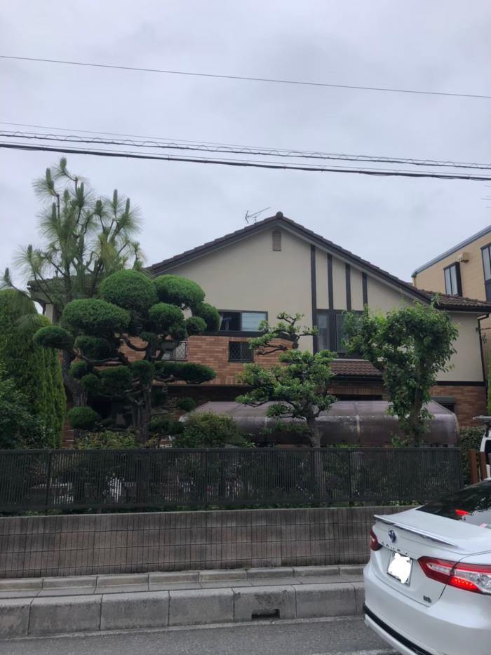 さいたま市南区別所|八木式アンテナ+配線工事