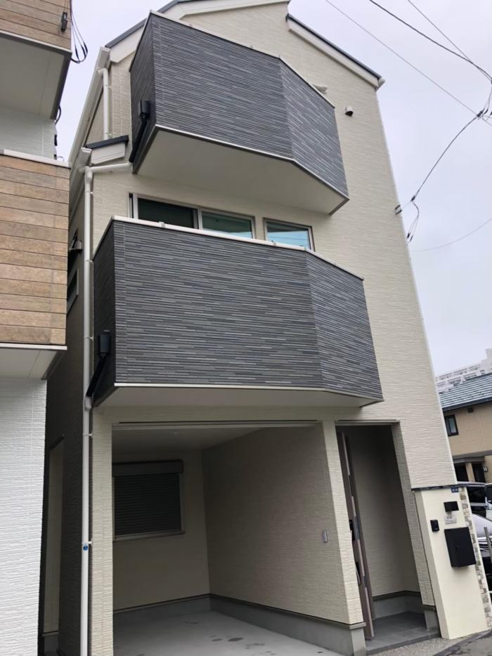 大田区矢口|デザインアンテナ工事