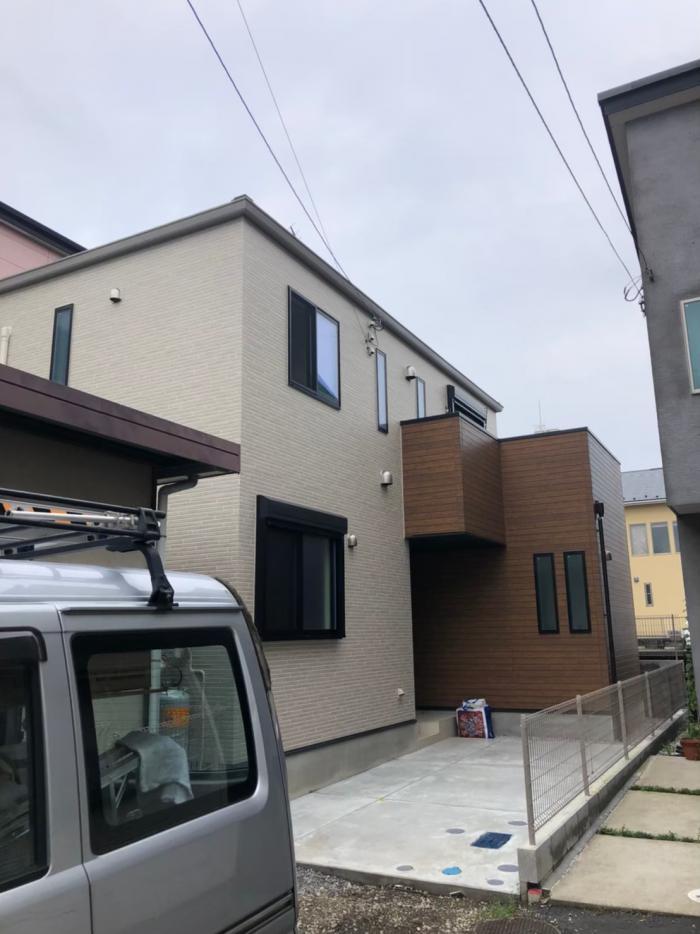 横浜市緑区白山|UHFアンテナ工事