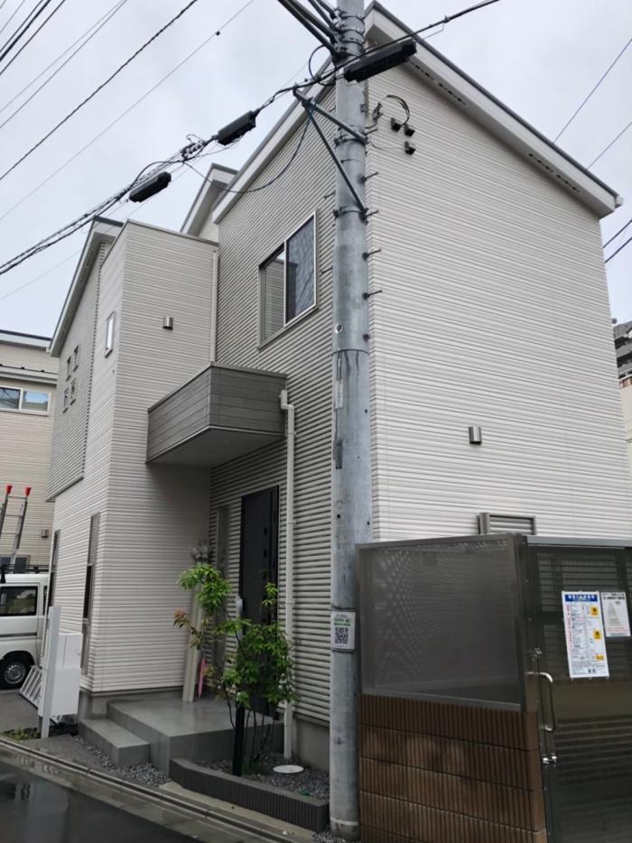 さいたま市桜区山久保|デザインアンテナ工事|ナビホーム