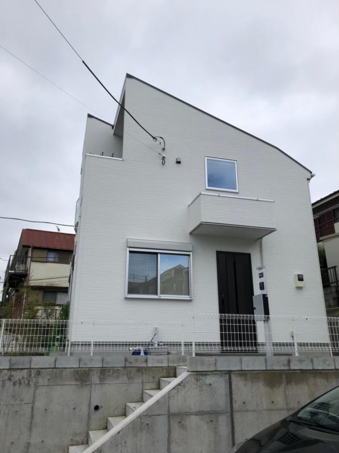 武蔵村山市中藤|高性能デザインアンテナ屋内設置工事
