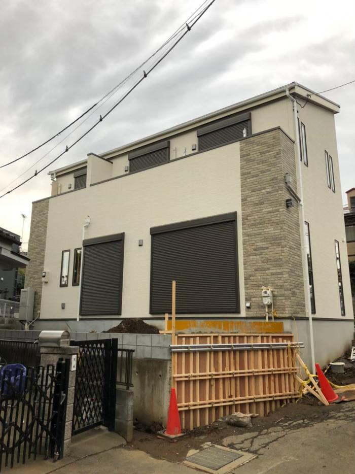 さいたま市西区三橋|デザインアンテナ工事|オープンハウス