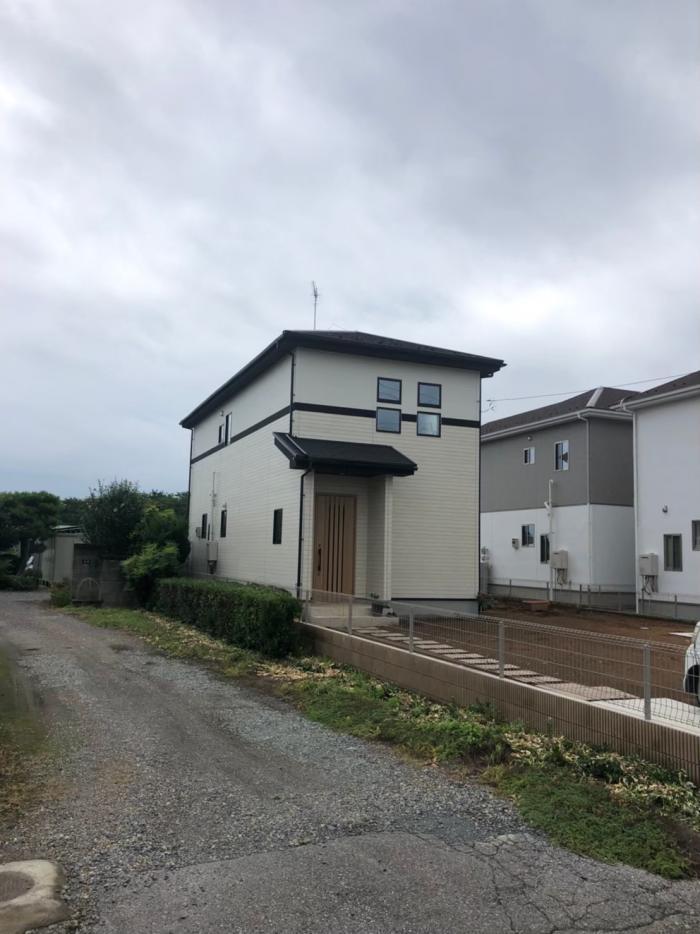 太田市下田島町|UHFアンテナ工事|ケイアイスター不動産