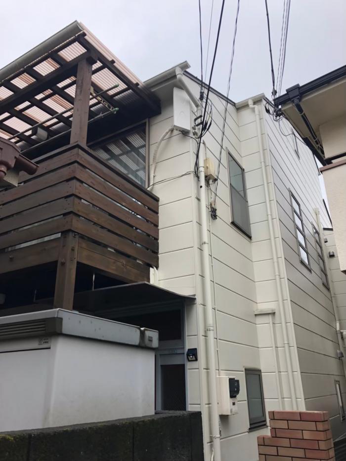 杉並区和田|デザインアンテナ工事
