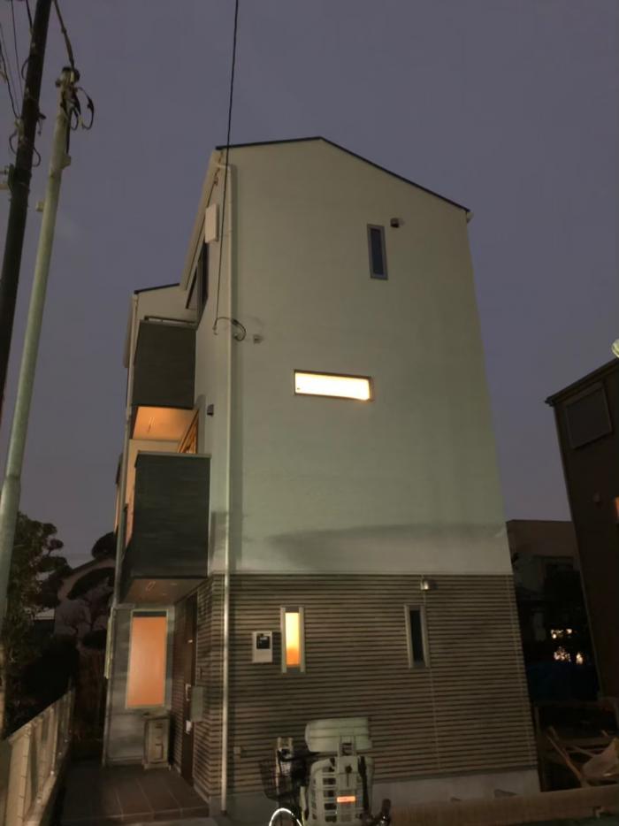 さいたま市浦和区仲町|デザインアンテナ工事