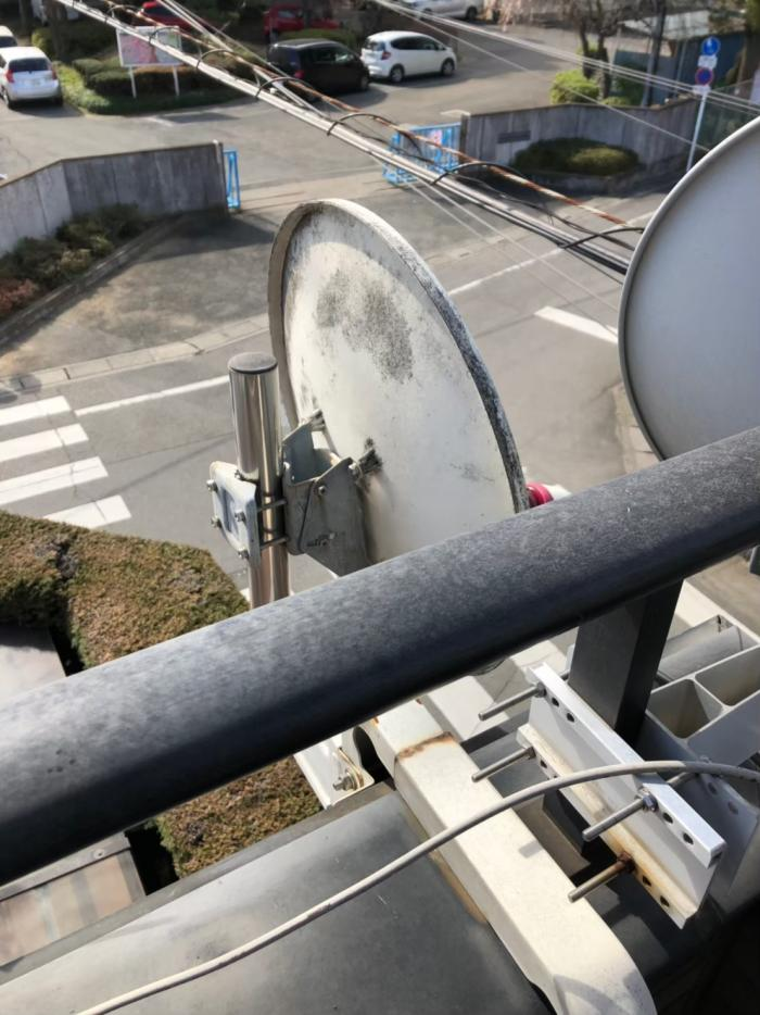 上尾市井戸木|BSアンテナ方向調整工事
