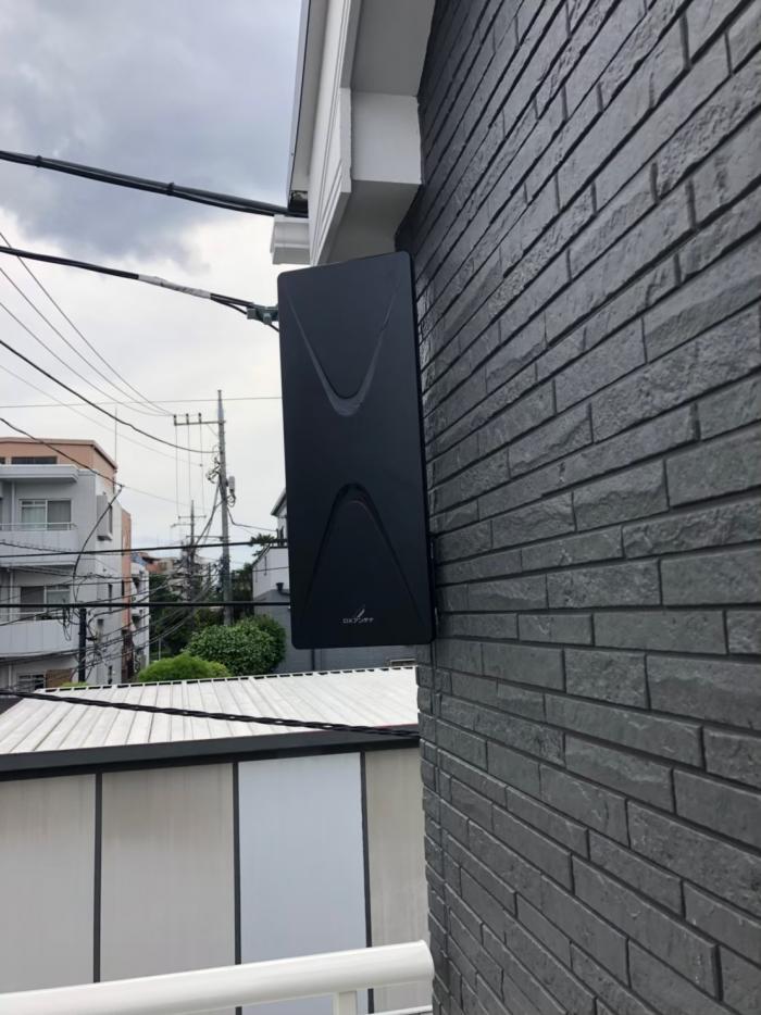 練馬区大泉町|デザインアンテナ工事