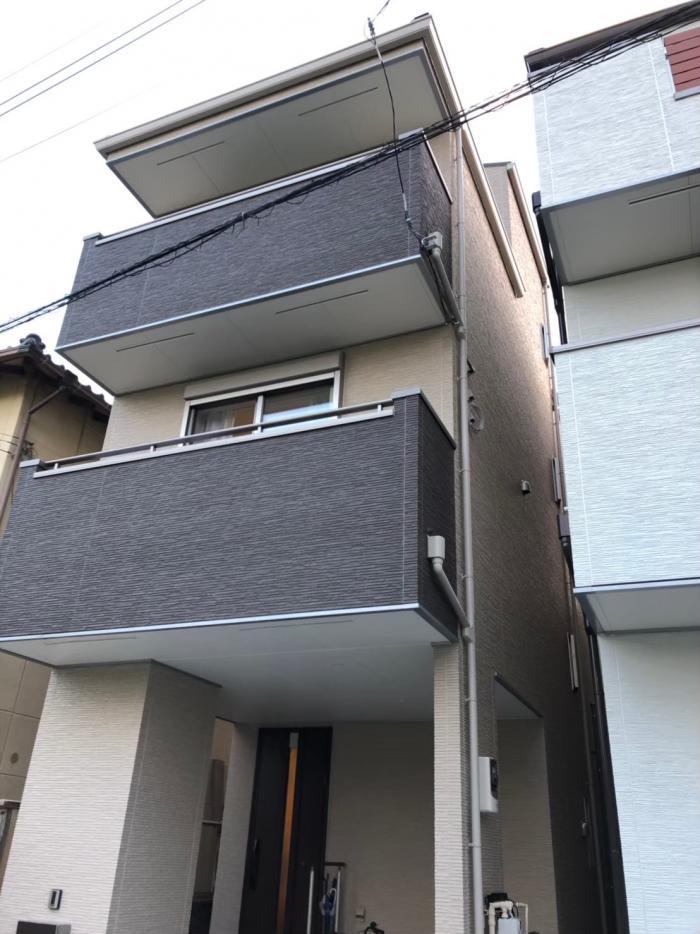 さいたま市浦和区元町|デザインアンテナ工事