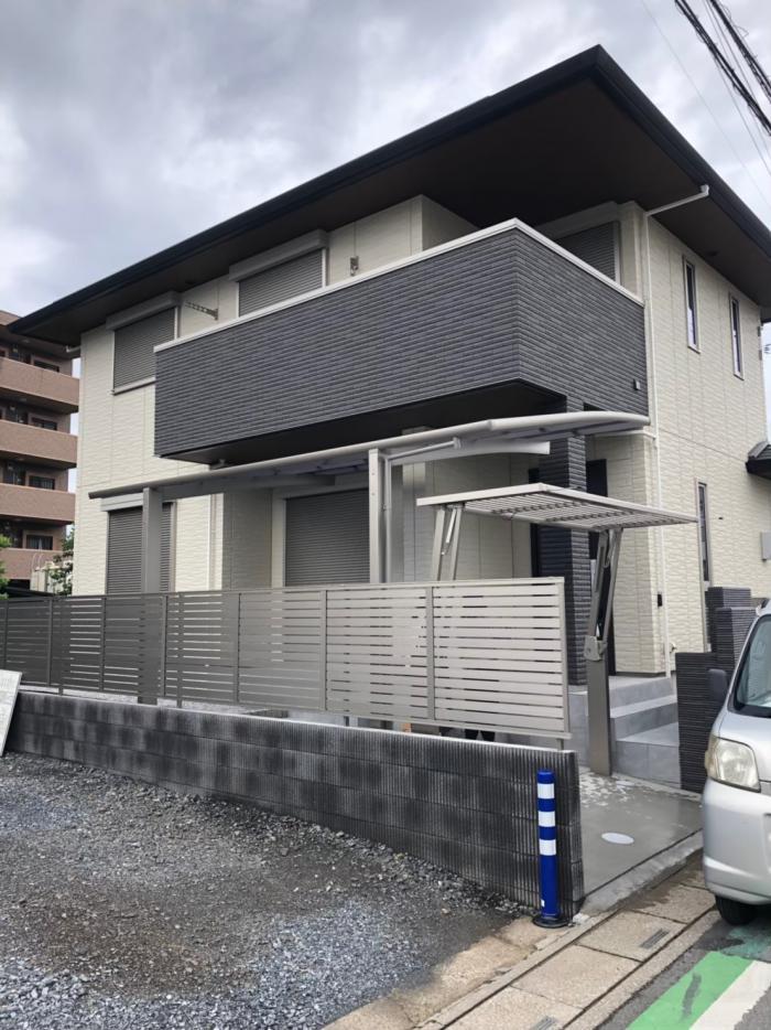 さいたま市北区吉野町|デザインアンテナ工事