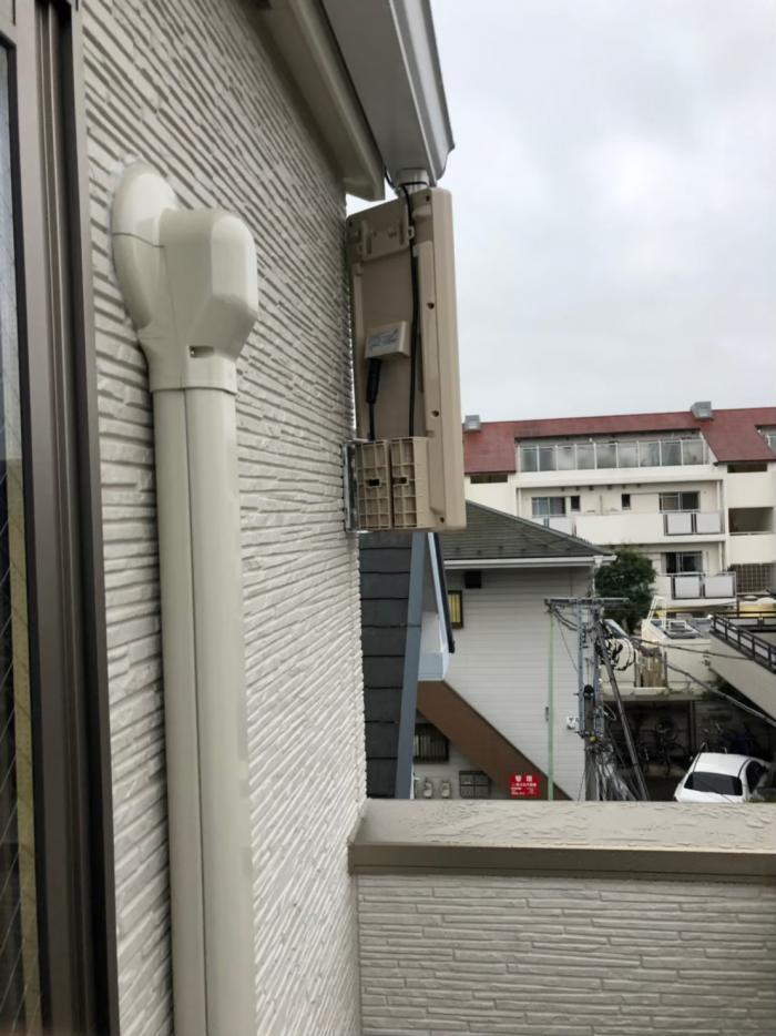 葛飾区堀切|デザインアンテナ工事