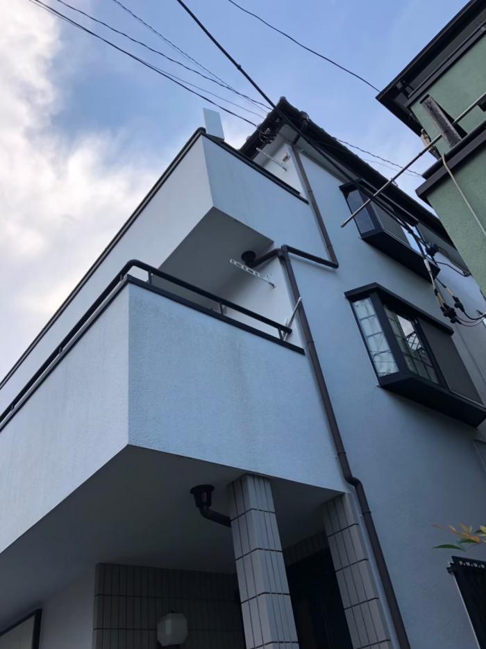 所沢市小手指台|デザインアンテナ工事