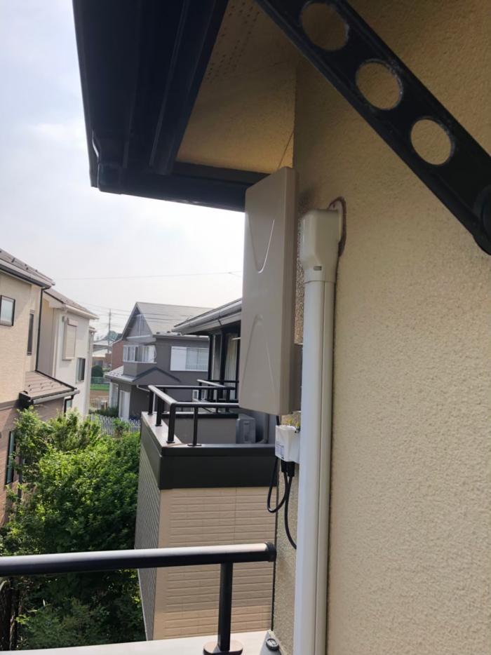さいたま市見沼区東新井|デザインアンテナ工事