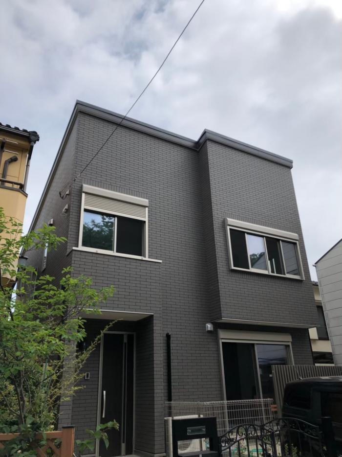 葛飾区水元|デザインアンテナ工事|日本ハウス