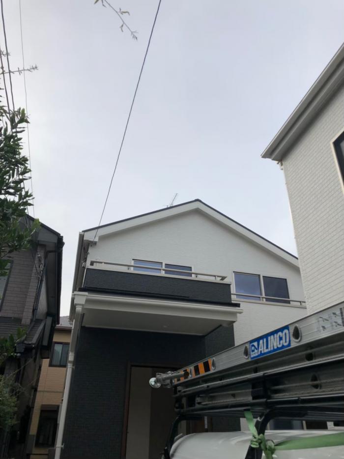 ふじみ野市鶴ヶ丘|UHFアンテナ工事|一建設