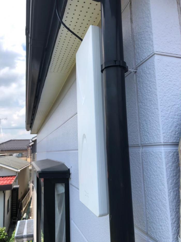 佐倉市臼井台|デザインアンテナ工事
