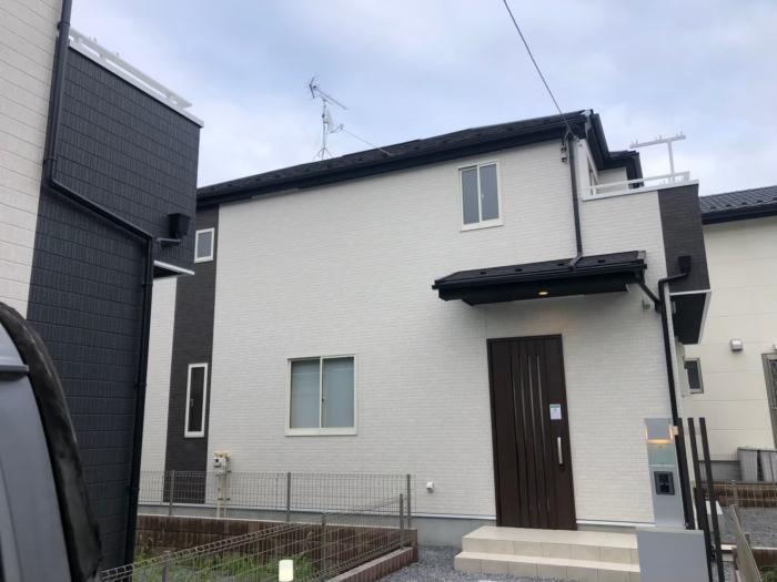 さいたま市大宮区堀内 UHFアンテナ+BS/CSアンテナ工事