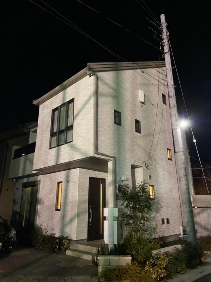 さいたま市西区宮前町|デザインアンテナ工事|桧家住宅