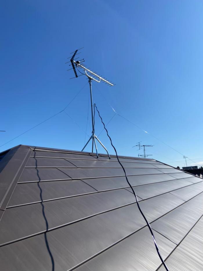 さいたま市見沼区東大宮|UHFアンテナ工事