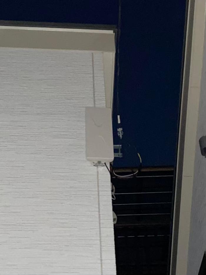 板橋区赤塚|デザインアンテナ工事