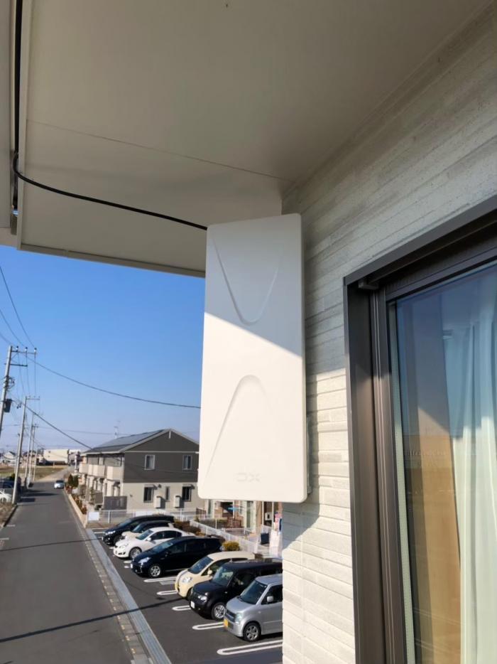 鴻巣市広田|デザインアンテナ工事