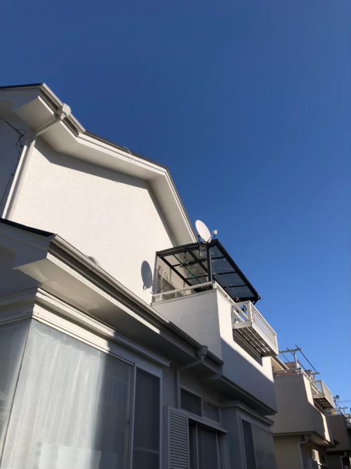 蓮田市黒浜|BSアンテナ方向調整工事