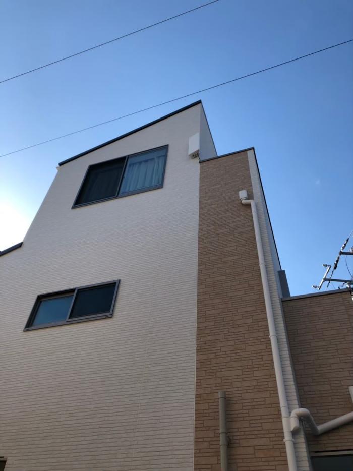 大田区上池台|デザインアンテナ工事