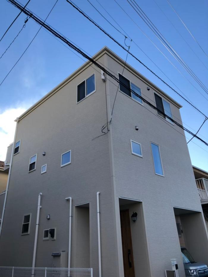 さいたま市見沼区堀崎町|デザインアンテナ工事