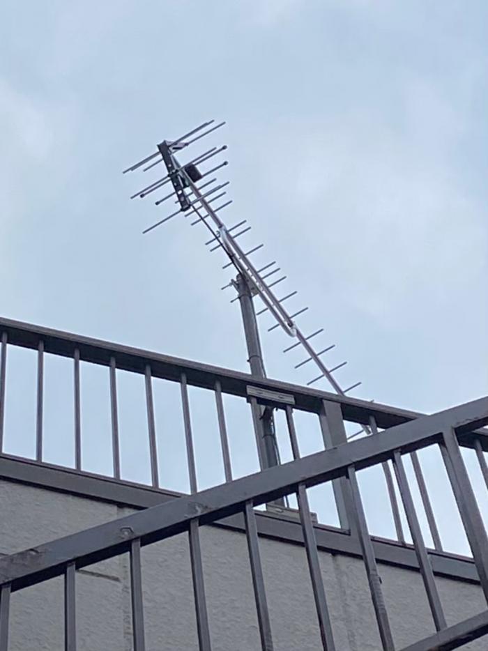 川口市上青木|UHFアンテナ工事