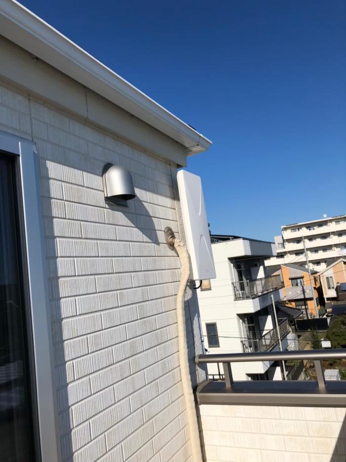 上尾市緑丘|デザインアンテナ工事