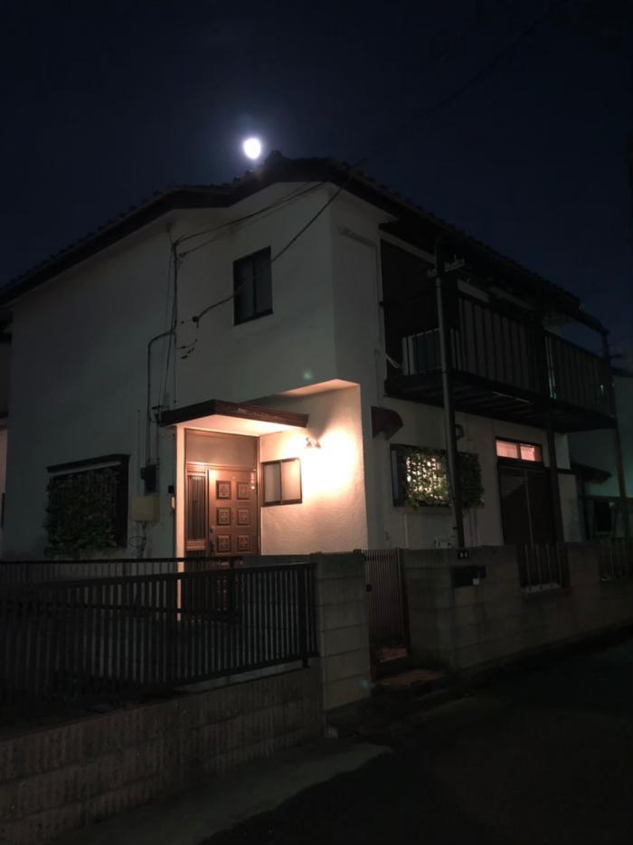 鎌ヶ谷市東初富 アンテナ撤去工事