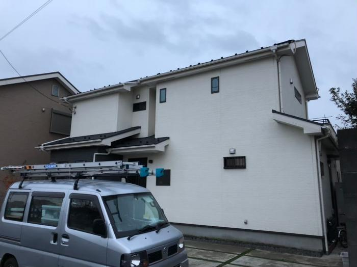 所沢市牛沼|デザインアンテナ工事