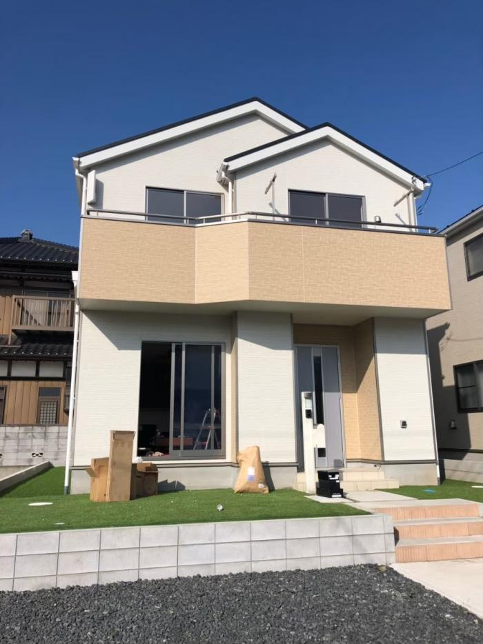 香取市岩ヶ崎台|デザインアンテナ工事