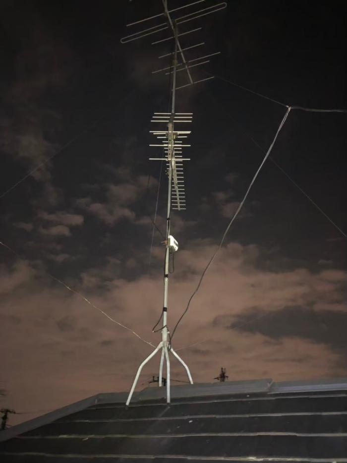 上尾市中新井|UHFアンテナ調整工事