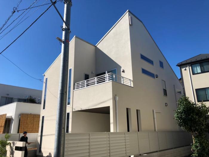 小金井市本町|デザインアンテナ工事